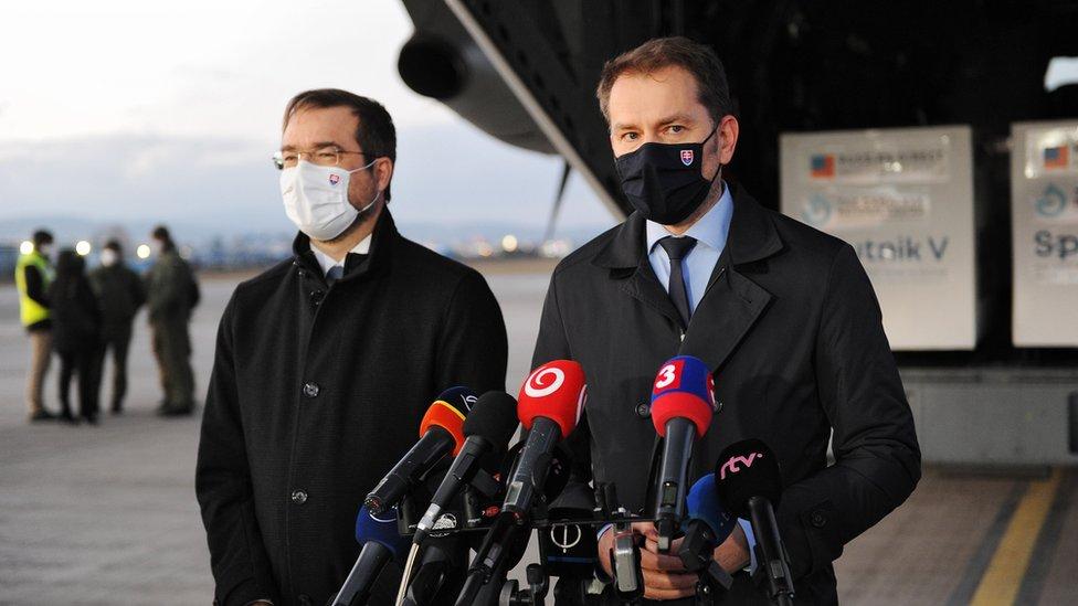 Матович и министр здравоохранения