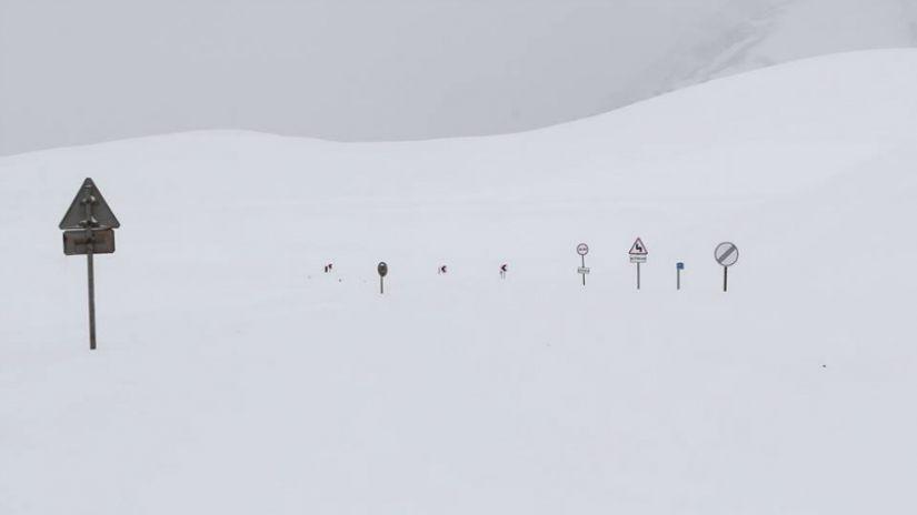 gomismta 0 #новости Гомисмта, погода, снегопад