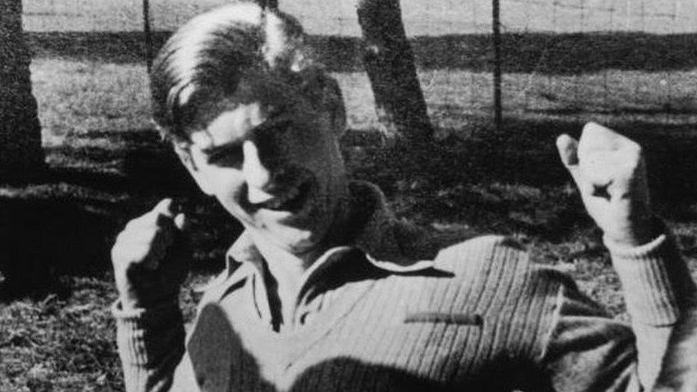 Принц Филипп в 1935 году.