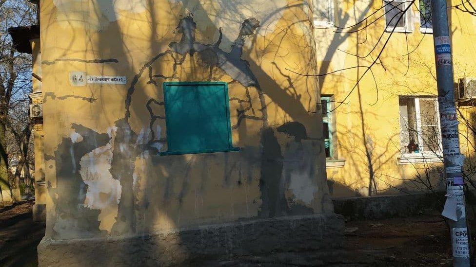вандализм в Ростове