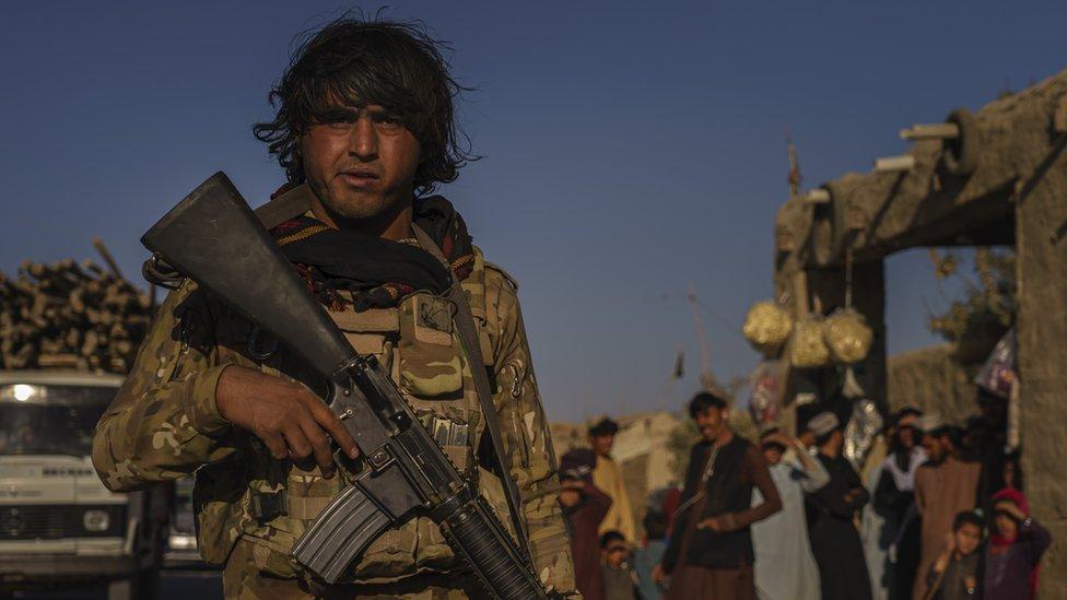 118264155 gettyimages 1229998635 Новости BBC Афганистан