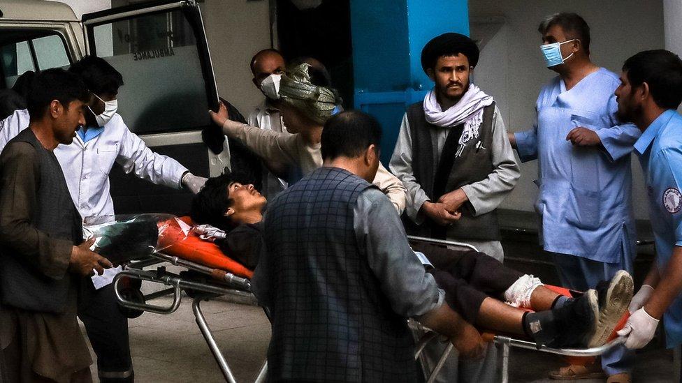 118430885 a1328ae9 a0e9 4378 817e 9e43ee8e8420 Новости BBC Афганистан, теракт