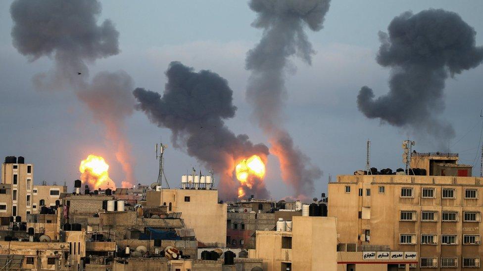 11мая 2021 года в Секторе Газа