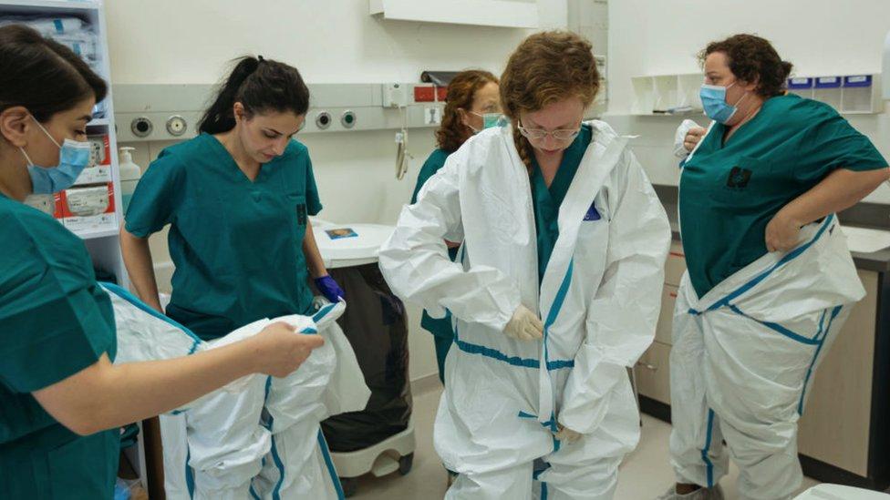 Совместные медицинские бригады арабских и еврейских врачей