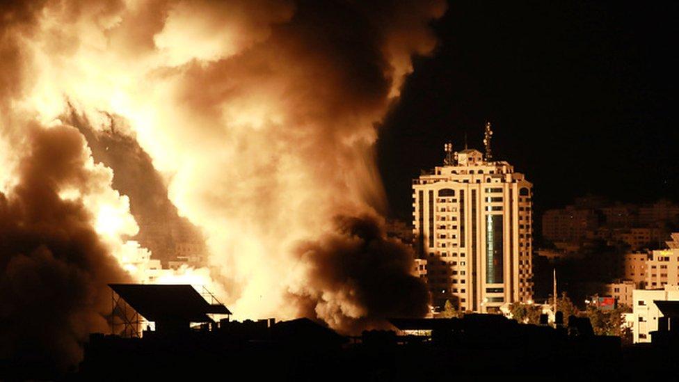 118555236 gettyimages 1232959754 594x594 1 Новости BBC Израиль, Сектор Газа, ХАМАС