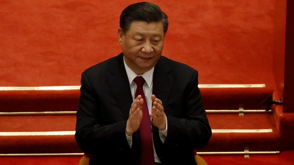 118775405 hi066151253 Новости BBC китай, Си Дзиньпин