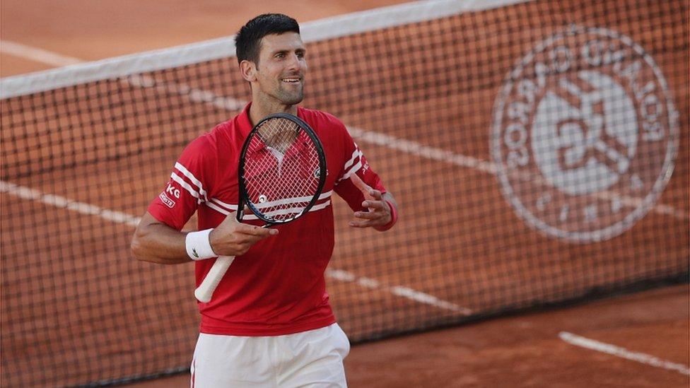 118913845 067991107 1 Новости BBC Новак Джокович, теннис