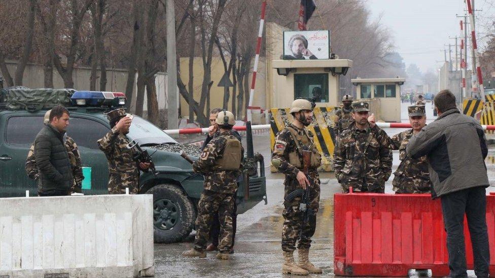 119249801 mediaitem119249800 Новости BBC Афганистан, сша