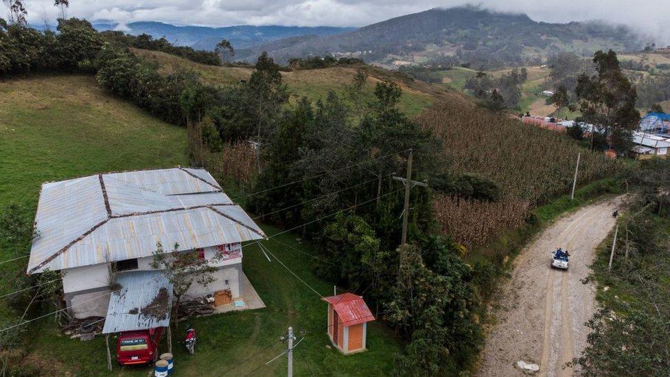 Дом избранного президента Перу