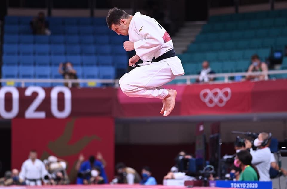 226645644 3762887053815609 5302599636671389466 n #новости дзюдо, Лаша Бекаури, Олимпиада в Токио, спорт