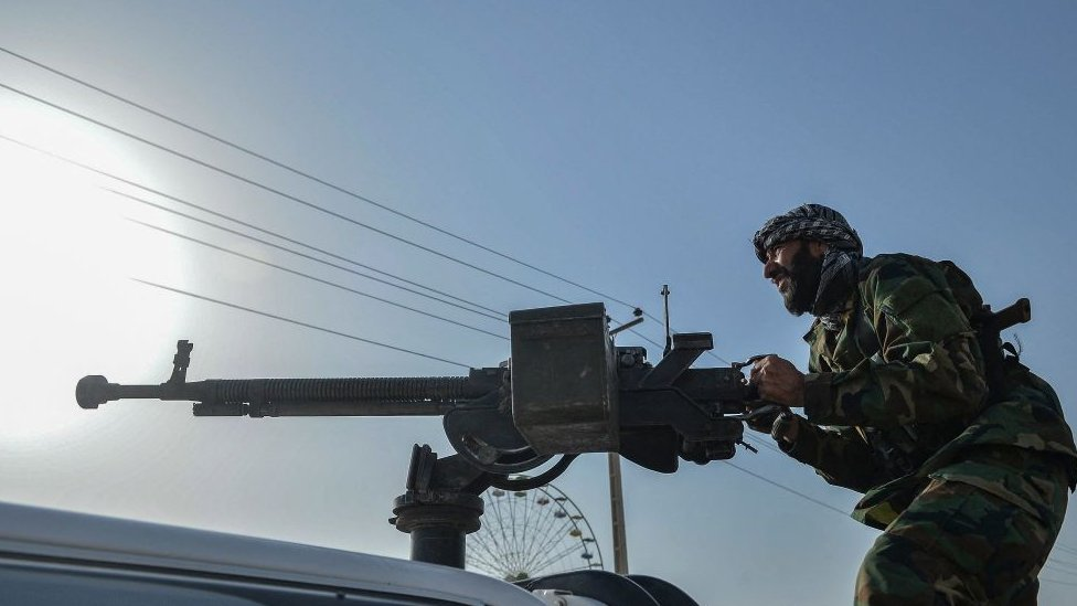 119690995 gettyimages 1234323514 Новости BBC Афганистан, талибы
