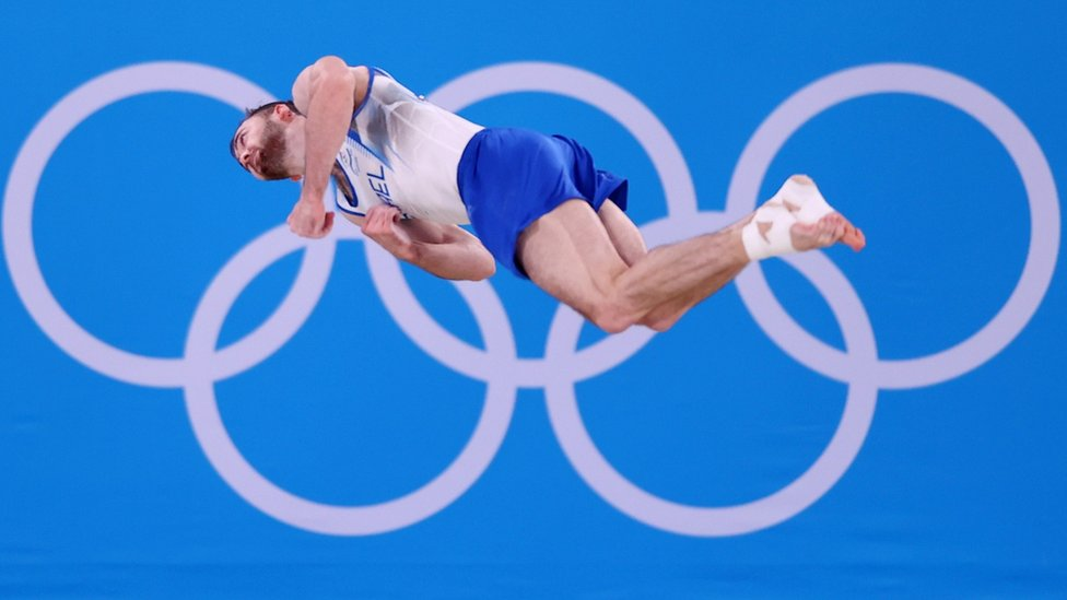 Артем Долгопят выиграл для Израиля второе олимпийское золото в истории