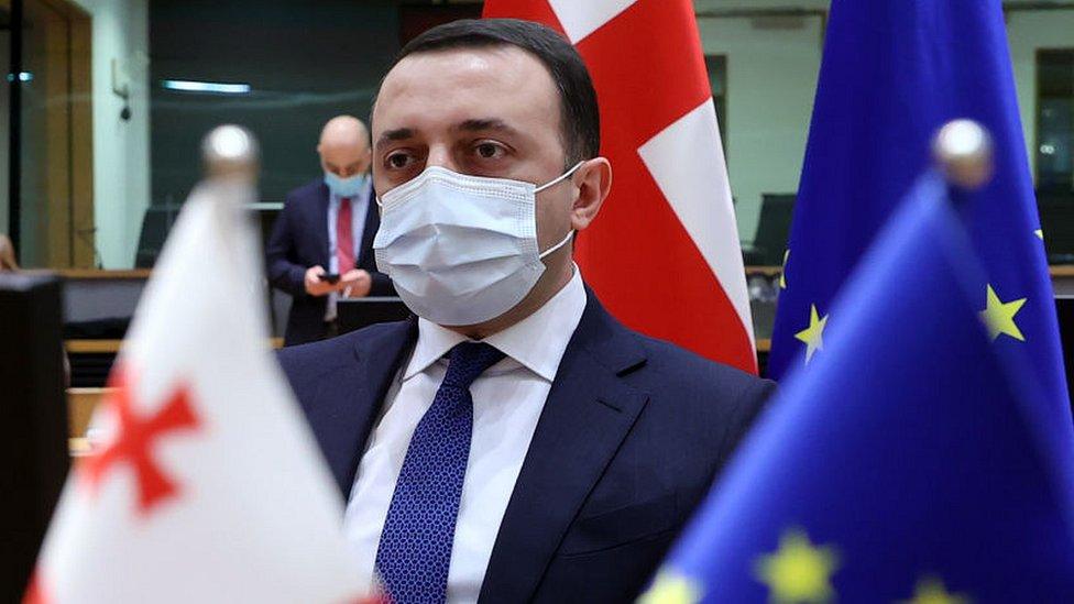 Премьер-министр Ираклий Гарибашвили