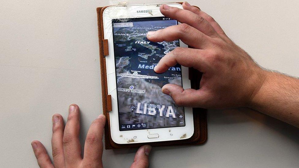 119841720 2dsc 4391a Новости BBC Ливия, Россия, ЧВК Вагнер