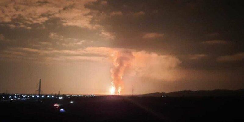 120300690 gettyimages 1234878248 Новости BBC взрыв, Казахстан