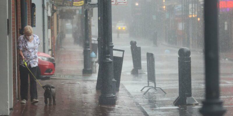 120325780 gettyimages 1337105590 Новости BBC ураган Ида