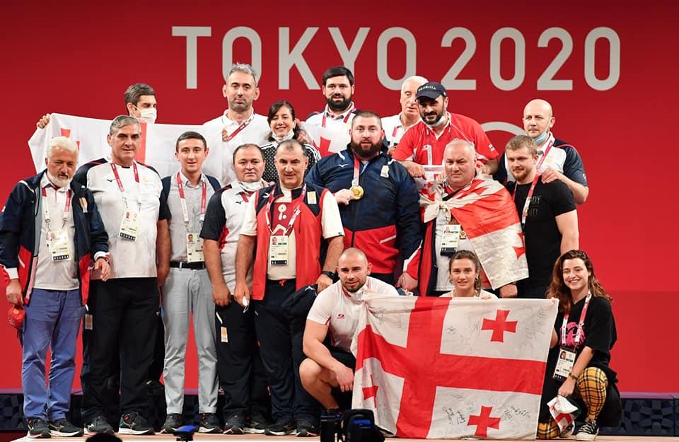230432606 3783555511748763 4803633592413541907 n #новости Лаша Талахадзе, Олимпиада в Токио, спорт
