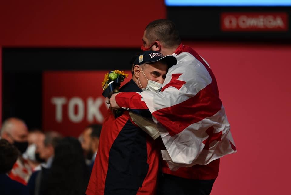 231963779 3783554985082149 2639575991384268777 n #новости Лаша Талахадзе, Олимпиада в Токио, спорт
