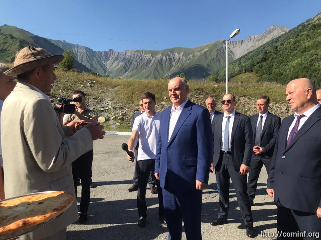 95351 #новости Абхазия, Аслан Бжания, война 2008, Южная Осетия