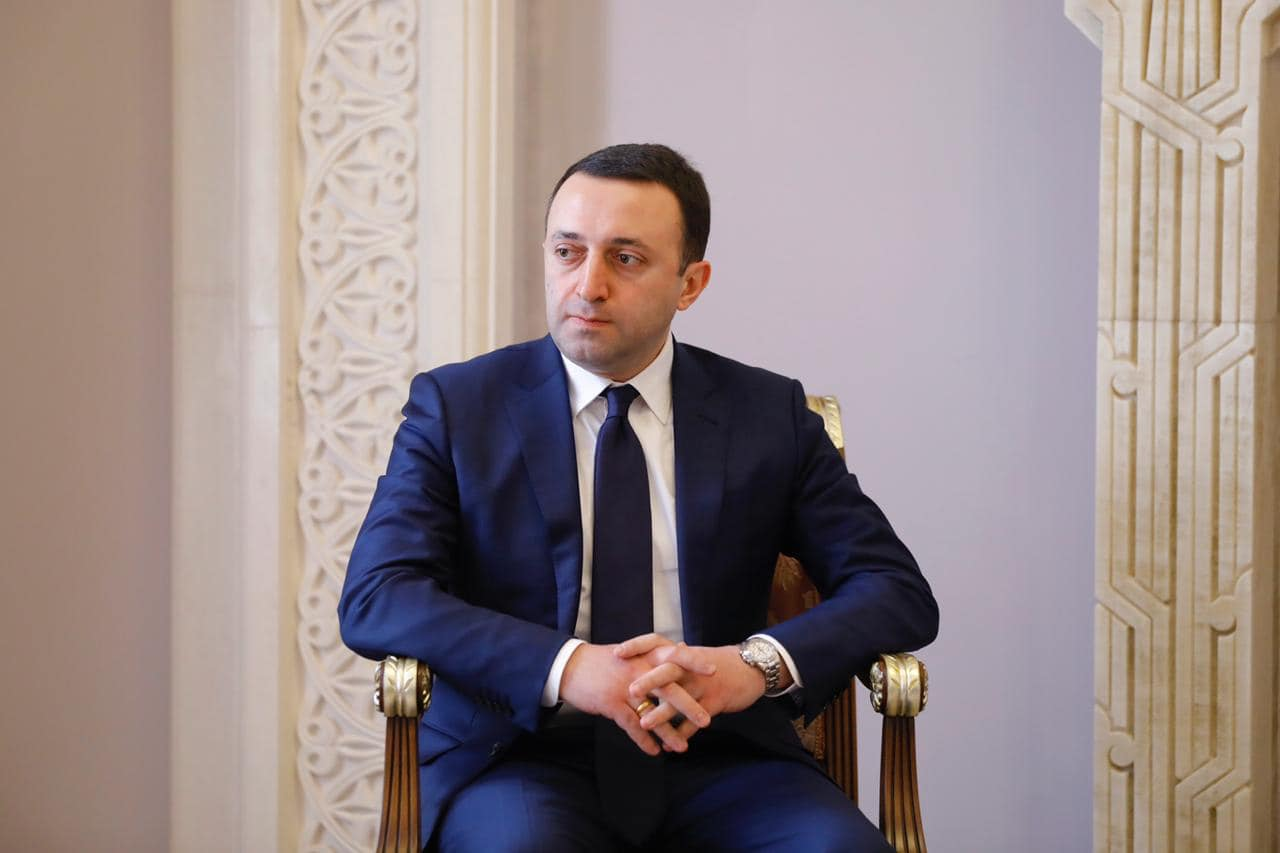 Irakli Gharibashvili 3214 Tbilisi Pride 2021 Tbilisi Pride 2021