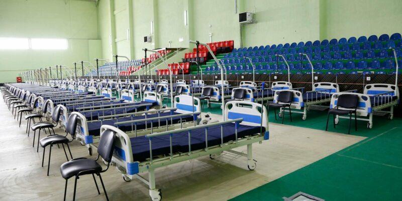 kavtaradze hospital #новости Covid-19, коронавирус в Грузии, пандемия коронавируса