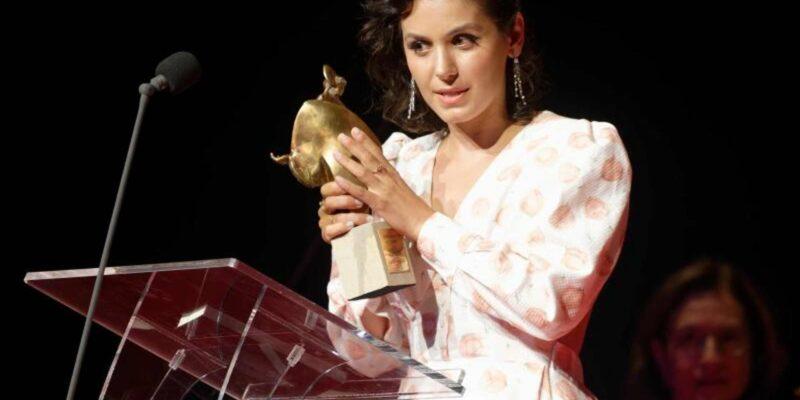 melua keti #другая сова European Culture Awards, Кэти Мелуа