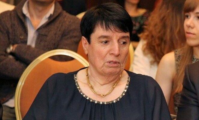 nona gaprindashvili #новости Covid-19, вакцинация, коронавирус, коронавирус в Грузии, Нона Гаприндашвили