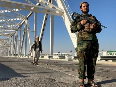 120579789 hairatansoldierssmaller Новости BBC «Талибан», Афганистан