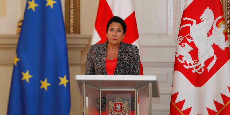 salome zourabishvili 28936 #новости Грузия-ЕС, Саломе Зурабишвили