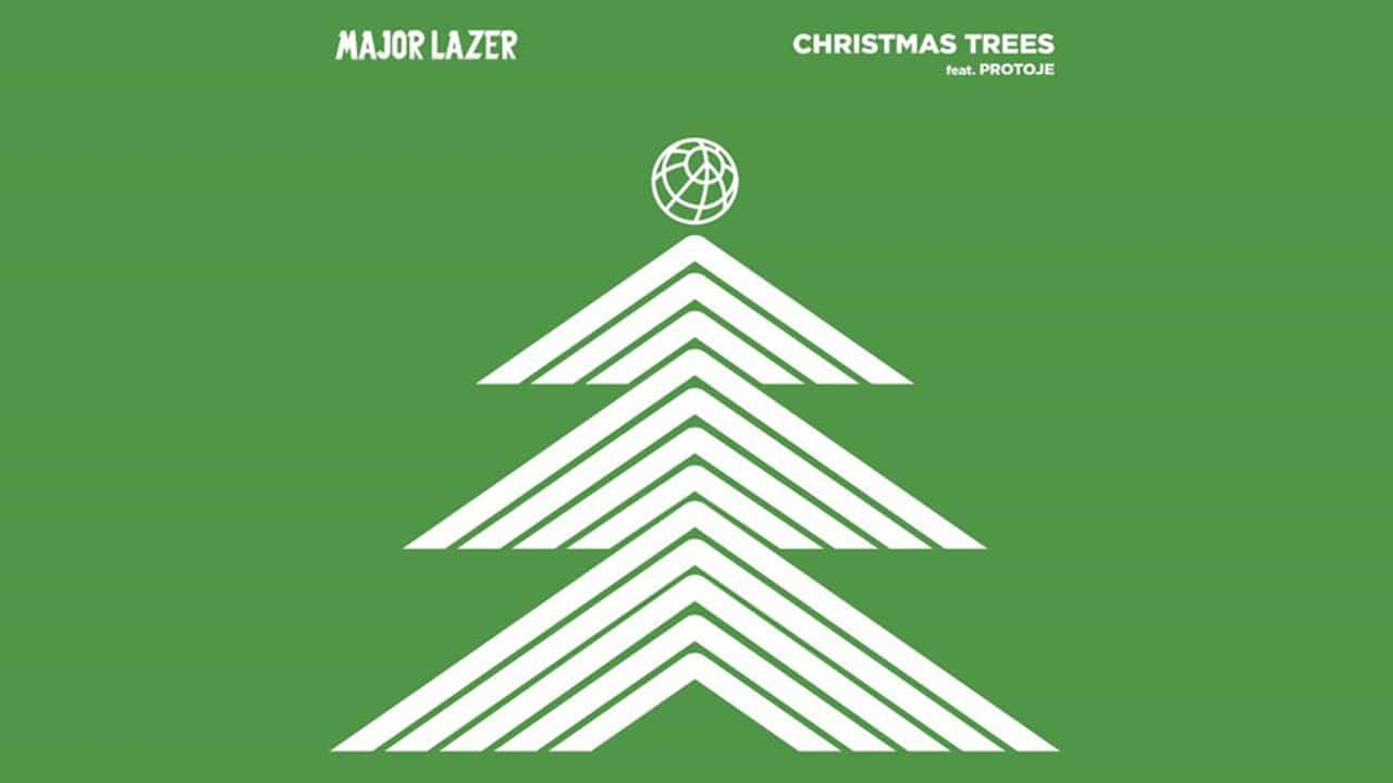 Major Lazer «Christmas Trees»