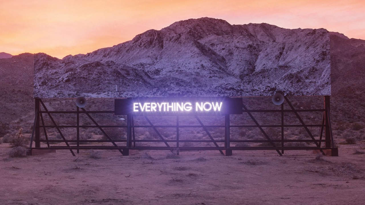 arcade fire everything is now