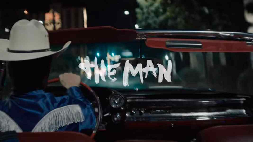 the killers the man video