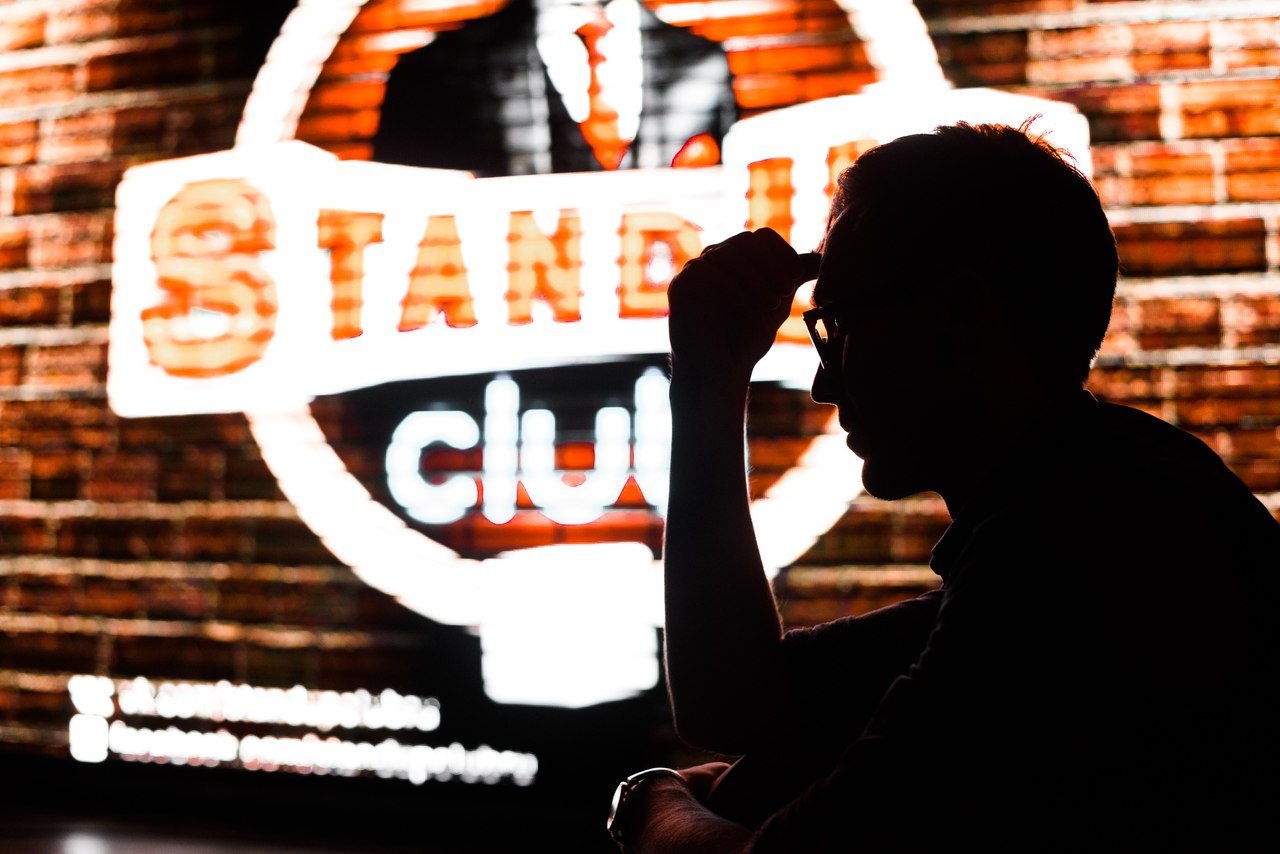 Stand-Up Club #1