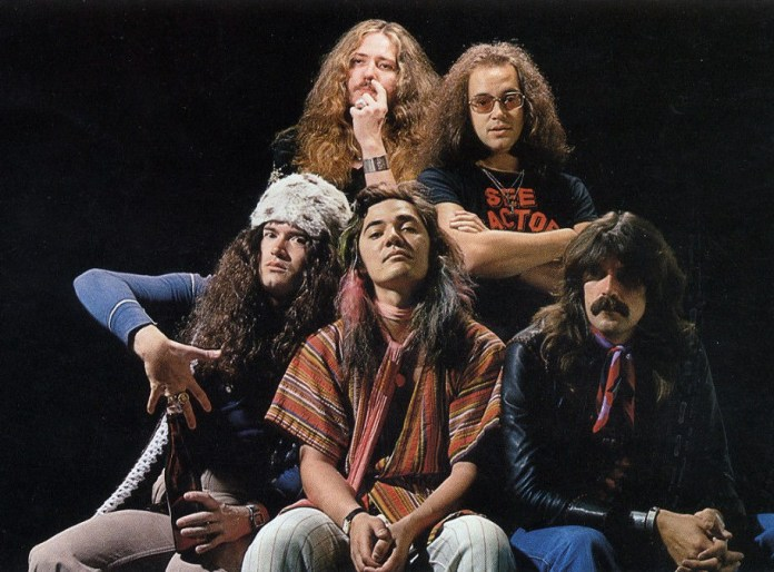 Deep Purple в 1976 году