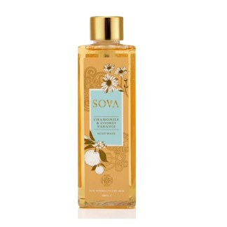 CHAMOMILE & COORGI NARANGI BODY WASH FOR NORMAL TO DRY SKIN - 100 mL