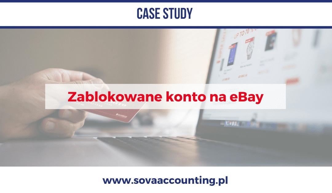 Zablokowane konto na eBay – Case Study