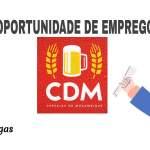 Vagas na CDM - Cervejas de Moçambique