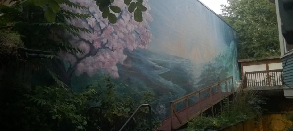 Southeast PDX Murals, Graffiti, and More