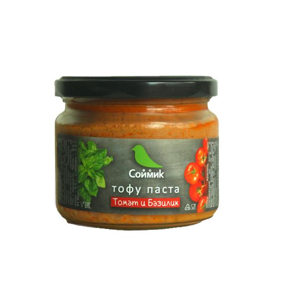 Тофу-паста томат и базилик Соймик