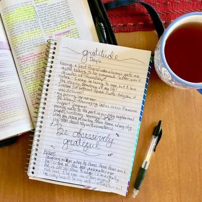Use these 31 gratitude journal prompts for a more grateful, thankful heart for the perfectly imperfect life you are already living.