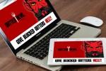 Gutter Devil website