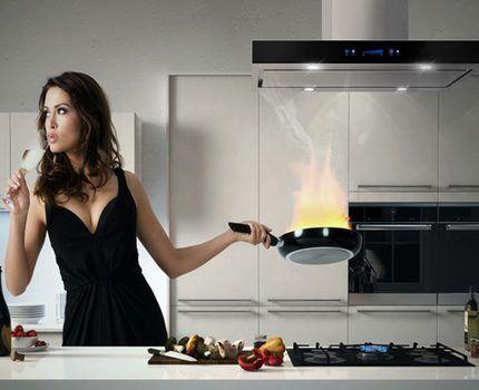 Biztonság a konyhában