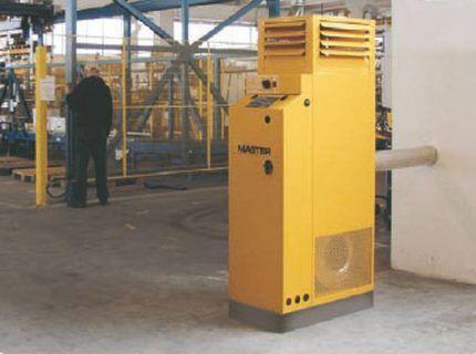 Diesel Pipe de căldură staționară