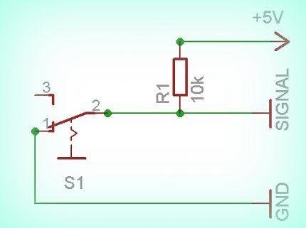 11 Pin Latching Relay Wiring Diagram Schematic Концевой выключатель устройство прибора и принцип действия