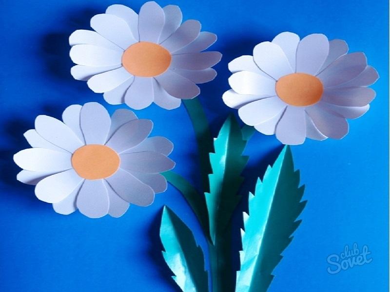 Юбилеем свекрови, как делать из цветной бумаги цветы на открытку