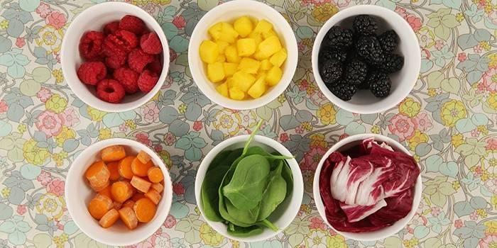 Zeleninová barviva