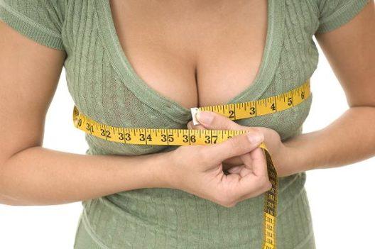 После родов уменьшилась грудь
