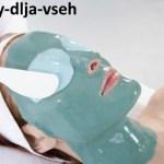 Альгинатные маски для лица в борьбе с возрастными изменениями: дары моря — для продления молодости