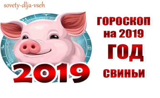 общий гороскоп на 2019 год