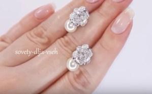 как чистить серебряные ювелирные изделия